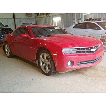 2010 Chevrolet Camaro LT Coupe for sale 101160096