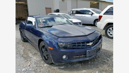 2011 Chevrolet Camaro LT Coupe for sale 101160106