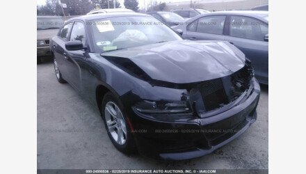 2015 Dodge Charger SE for sale 101160211
