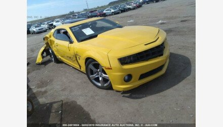 2010 Chevrolet Camaro SS Coupe for sale 101160213