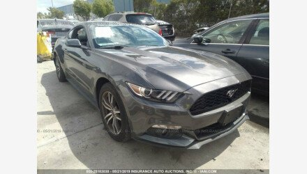 2016 Ford Mustang Coupe for sale 101160218