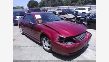 2003 Ford Mustang Coupe for sale 101160219