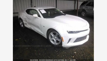 2017 Chevrolet Camaro LT Coupe for sale 101160239
