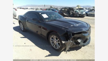 2015 Chevrolet Camaro LS Coupe for sale 101160284
