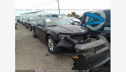 2014 Chevrolet Camaro LS Coupe for sale 101160289