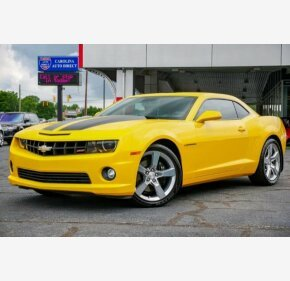 2010 Chevrolet Camaro SS Coupe for sale 101160307