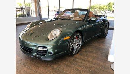 2008 Porsche 911 Turbo Cabriolet for sale 101160311