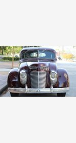 1937 Chrysler Air Flow for sale 101160349