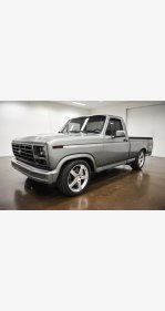 1989 Ford F150 4x4 Regular Cab for sale 101160378