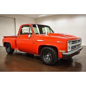1987 Chevrolet C/K Truck 2WD Regular Cab 1500 for sale 101160383