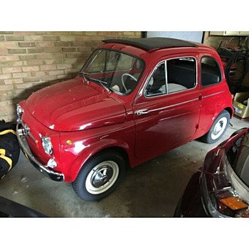 1962 FIAT 500 for sale 101160419