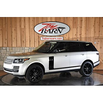 2015 Land Rover Range Rover Supercharged for sale 101160454