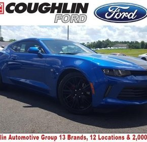2017 Chevrolet Camaro LT Coupe for sale 101160478