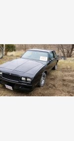1985 Chevrolet Monte Carlo SS for sale 101160481