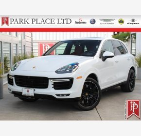 2016 Porsche Cayenne for sale 101160505