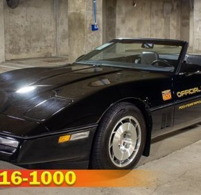 1986 Chevrolet Corvette Convertible for sale 101160543