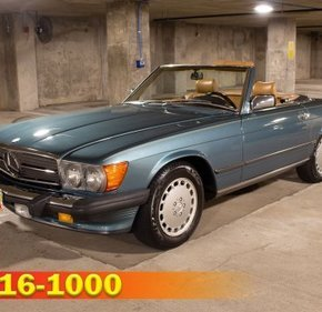 1989 Mercedes-Benz 560SL for sale 101160544