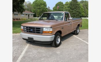 1995 Ford F150 for sale 101160600