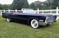 1968 Cadillac De Ville for sale 101160649