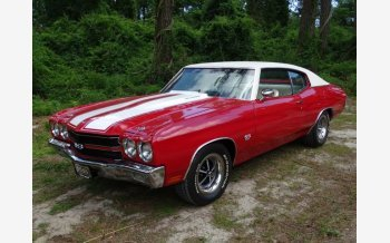 1970 Chevrolet Chevelle SS for sale 101160781