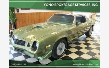 1979 Chevrolet Camaro for sale 101160869