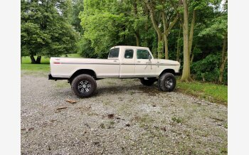 1978 Ford F250 4x4 SuperCab for sale 101160915