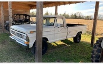 1972 Ford F250 2WD SuperCab for sale 101160916