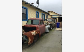 1955 Ford F100 2WD Regular Cab for sale 101160929