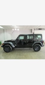 2019 Jeep Wrangler 4WD Unlimited Sport for sale 101160958