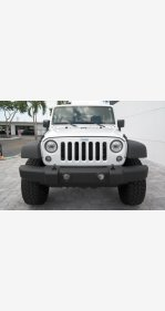 2017 Jeep Wrangler 4WD Unlimited Rubicon for sale 101160972