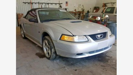 2000 Ford Mustang GT Convertible for sale 101160997