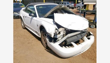 2000 Ford Mustang Convertible for sale 101161035