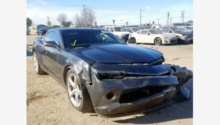 2015 Chevrolet Camaro LT Coupe for sale 101161059