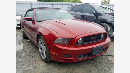 2014 Ford Mustang GT Convertible for sale 101161065