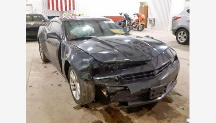 2015 Chevrolet Camaro LS Coupe for sale 101161079