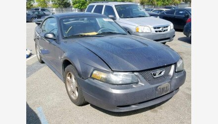 2003 Ford Mustang Coupe for sale 101161104