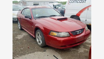 2003 Ford Mustang Coupe for sale 101161106