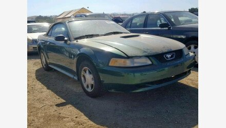 2000 Ford Mustang Convertible for sale 101161111