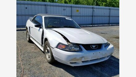 2004 Ford Mustang Convertible for sale 101161112