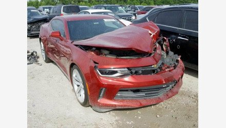 2017 Chevrolet Camaro LT Coupe for sale 101161119