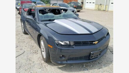 2015 Chevrolet Camaro LT Coupe for sale 101161134