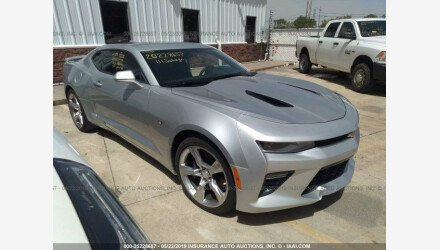 2017 Chevrolet Camaro SS Coupe for sale 101161170