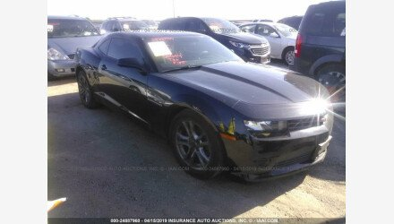 2014 Chevrolet Camaro LS Coupe for sale 101161240