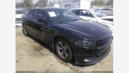 2016 Dodge Charger SXT for sale 101161258