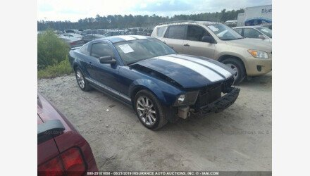 2007 Ford Mustang Coupe for sale 101161269