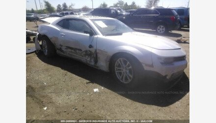 2015 Chevrolet Camaro LT Coupe for sale 101161303