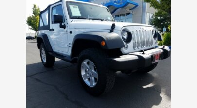 2014 Jeep Wrangler 4WD Sport for sale 101161352