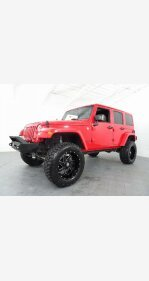 2014 Jeep Wrangler 4WD Unlimited Sahara for sale 101161437