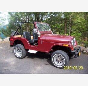 1977 Jeep CJ-5 for sale 101161462