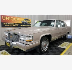 1990 Cadillac Brougham for sale 101161480